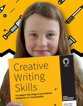 Creative Writing Course 1 for 19-11 year olds in London