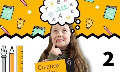 Creative Writing Course 2 for 19-11 year olds in London
