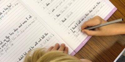 Handwriting Book 1
