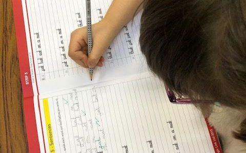 Handwriting Book 2
