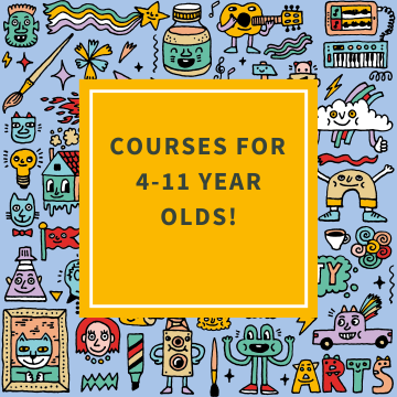 COURSES FOR 4-11 YEAR OLDS!